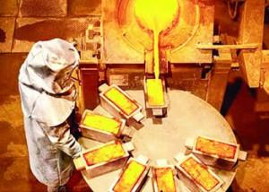 Gold mining in Tanzania