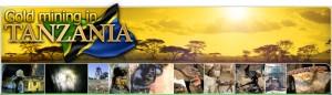Goldmining in Tanzania