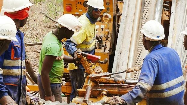 Les pays producteurs d'or en Afrique