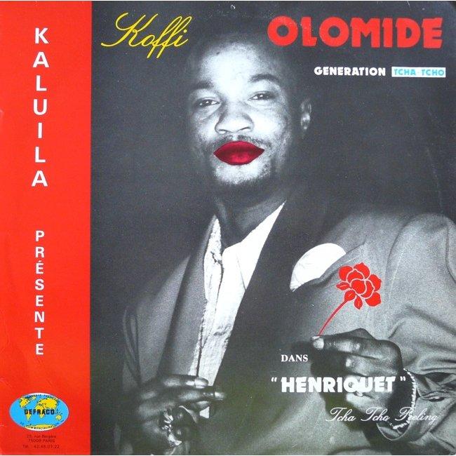 Tutoriel Guitare : Koffi Olomide Henriquet