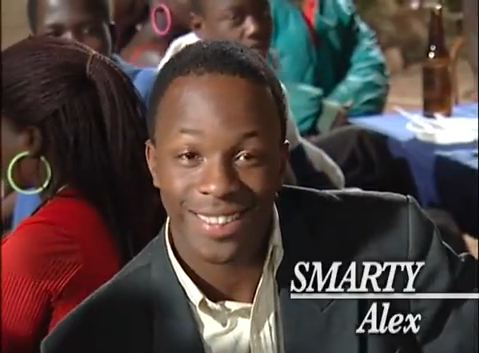 Smarty-Alex-Serie Ina Burkinabe