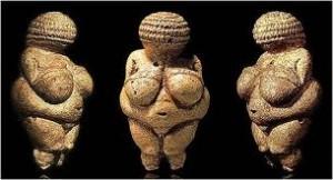 Venus de Willendorf -Les origines de la tresse africaine