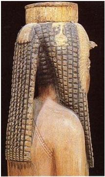 Les tresses chez les egyptiens