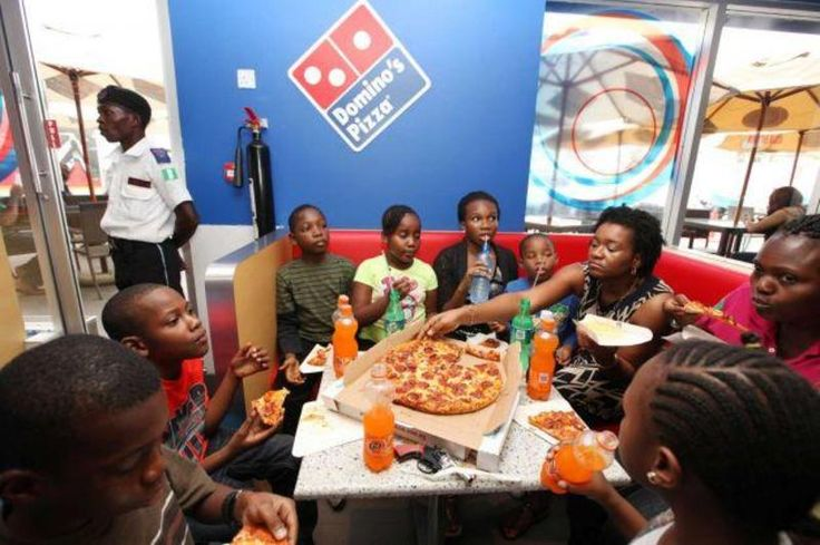 Fast Food in Africa- Classe moyenne africaine
