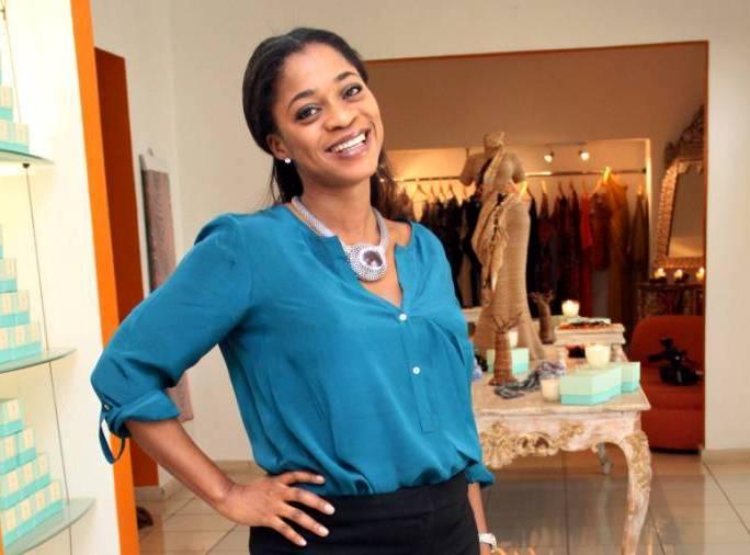 Folake Folarin-Coker créatrice de mode Tiffany Amber