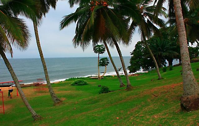 Kribi Nature - plage Cameroun
