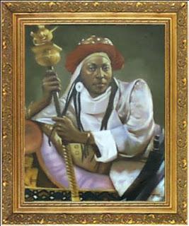 Amina de Zaria (1533-1610)