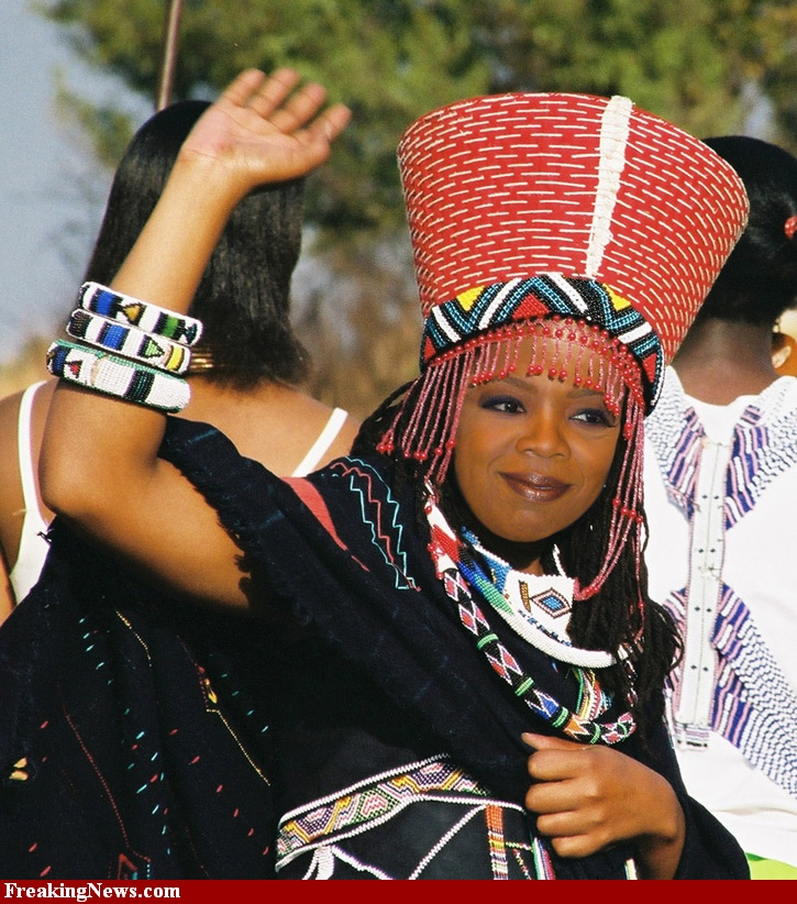 Oprah winfrey-travel Liberia