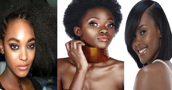 Comment Coiffer Mes Cheveux Crépus Idée De Coiffure