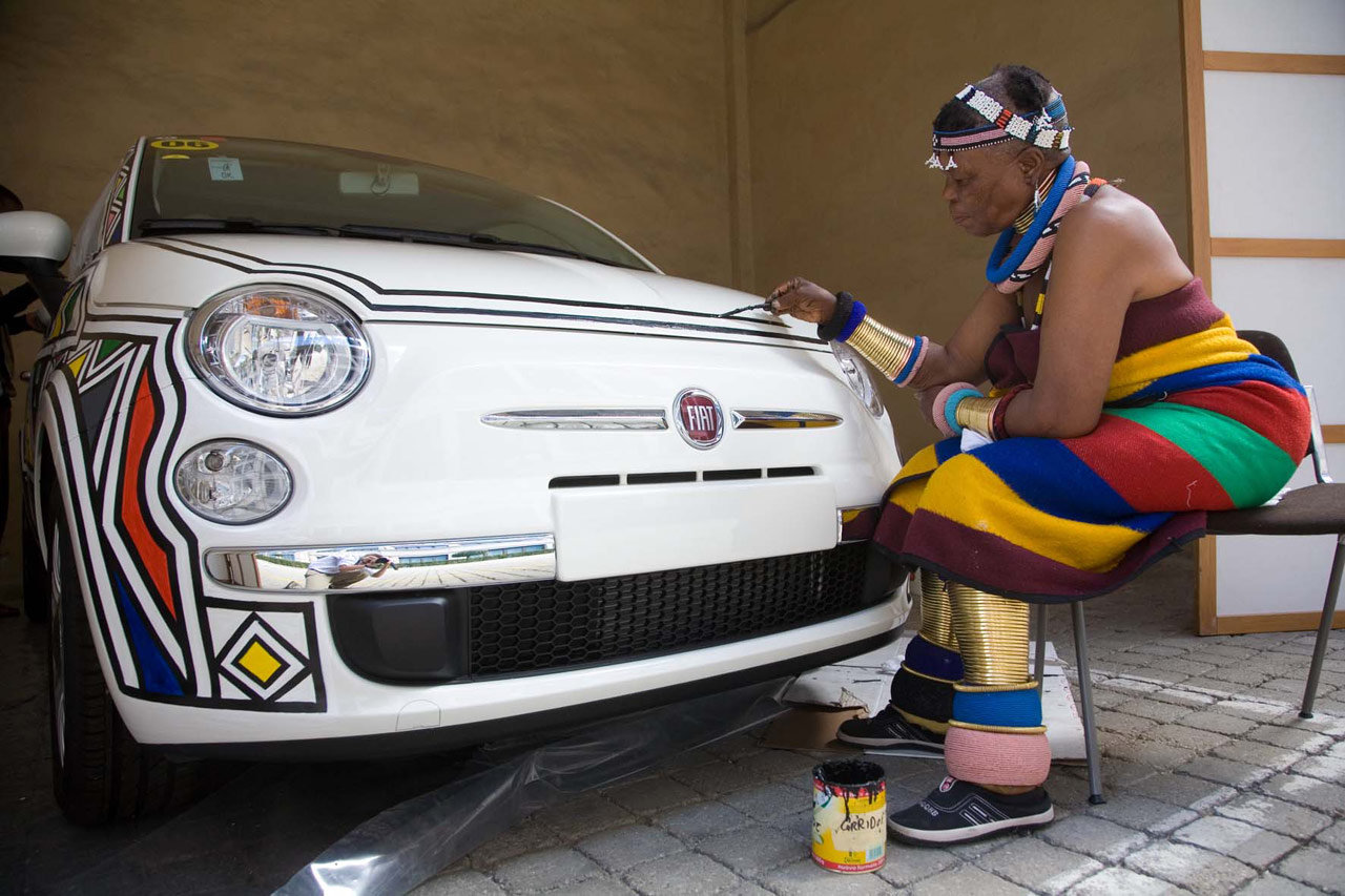 fiat-500-why-africa-by-esther-mahlangu_1