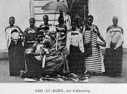 Ago-li-agbo, roi d'Abomey benin