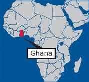 carte ghana