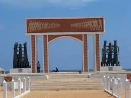 rue des esclaves-ouidah benin