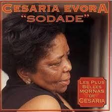 Cesaria Evora Sodade