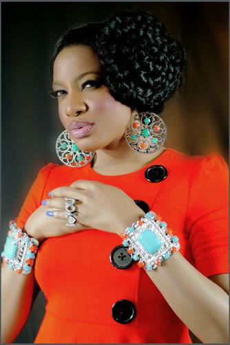 Les magnifiques calendriers de l'actrice de Nollywood : Chika Ike
