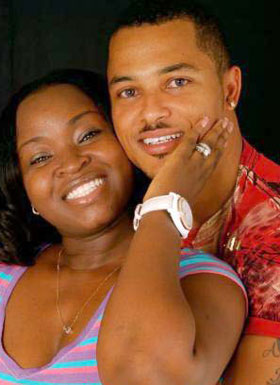Van-Vicker-And-Wife wedding 2