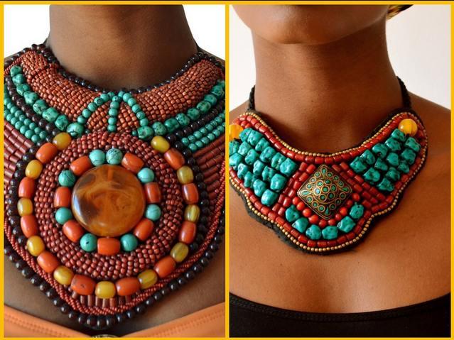 bijoux masai 2