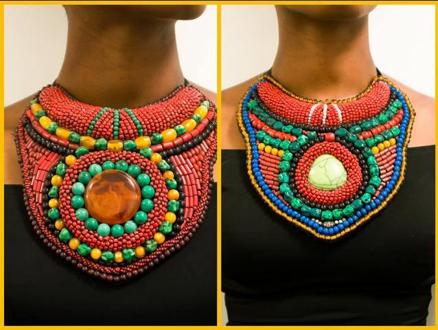bijoux masai
