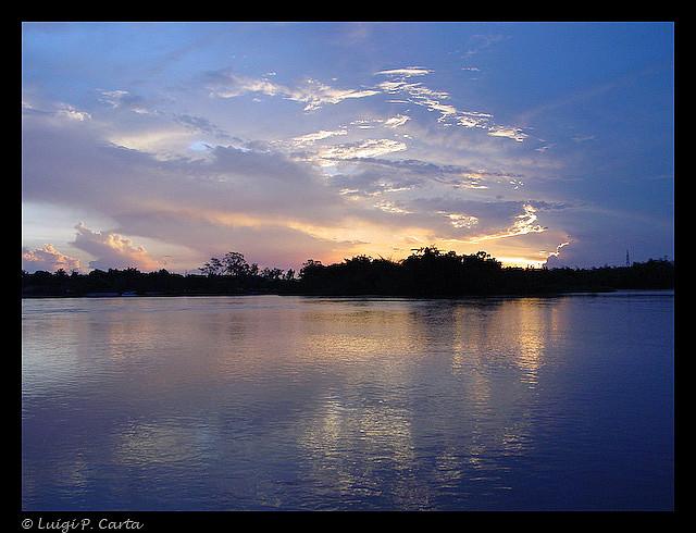le lac bleu - congo brazzaville 5
