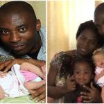 Parents noirs donnent naissance à un enfant blanc et inversement, jumeaux blanc et noir