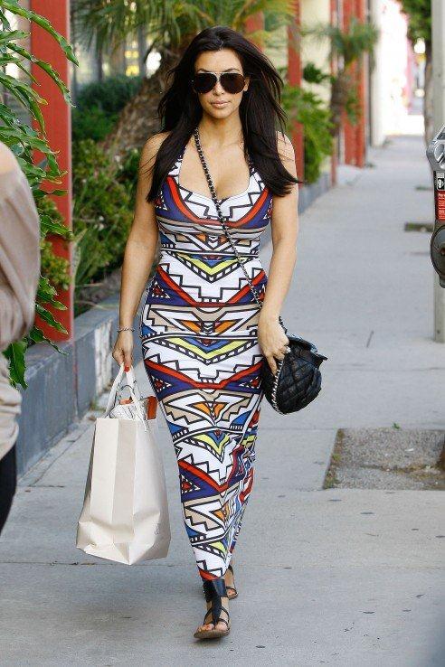 Kim Kardashian -Ndebele 1