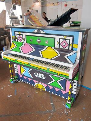 ndebele piano