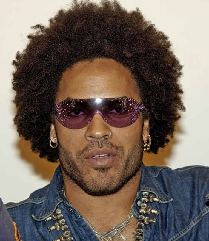 Endearing-Black-Men-Hairstyles-Afro-match-with-Awesome-Purple-Glasses