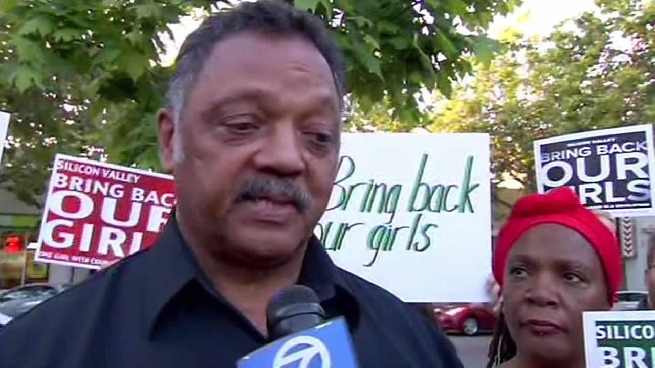 9.Rev Jesse Jackson - Bring Back Our Girls