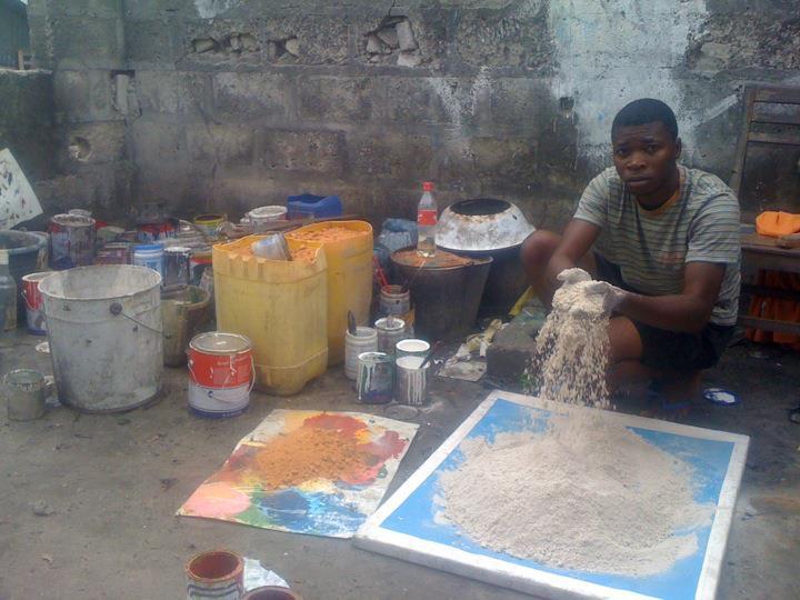 ardhy massamba artiste peintre congolais (8)