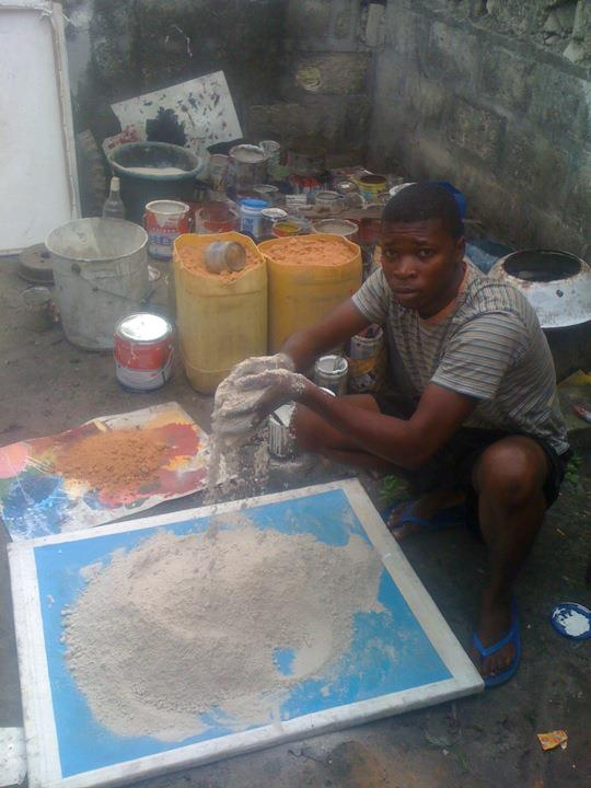 ardhy massamba artiste peintre congolais (9)