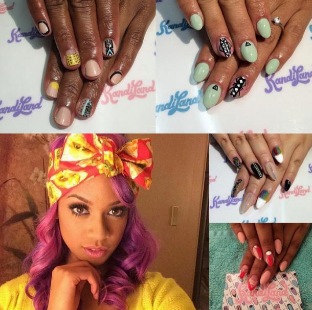 Nail Art : 4 idées de manucures pour des ongles sensationnels !