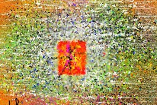 Mandela Diouf, un artiste-peintre plasticien sénégalais