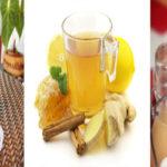 Les vertus et bienfaits des jus de bissap, gingembre et baobab