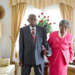 Mariés depuis 86 ans, Herbert et Zelmyra Fisher, un couple en or