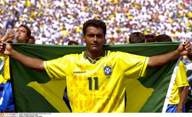 Romario -Afro-Brazilian