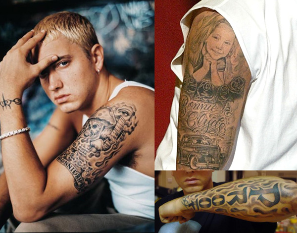 Top 14 Rappers With Tattoos Afroculture Net