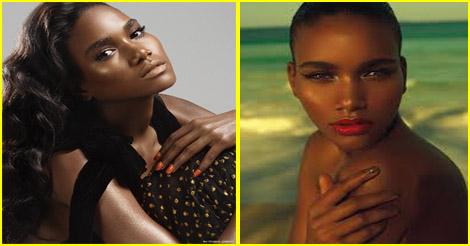 Arlenis-Sosa Top model afrolatina