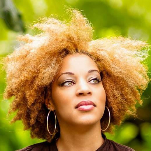 Coiffure afro-afrohairstyle