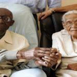 Mariés depuis 82 ans, Duranord et Jeanne Veillard, un amour éternel
