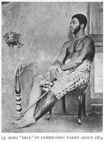 King_Rudolf Duala Manga Bell_of_Cameroon