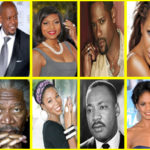 Les origines des stars et personnalités afro-américaines