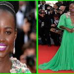 Fashion style – Lupita Nyong'o Festival de Cannes 2015