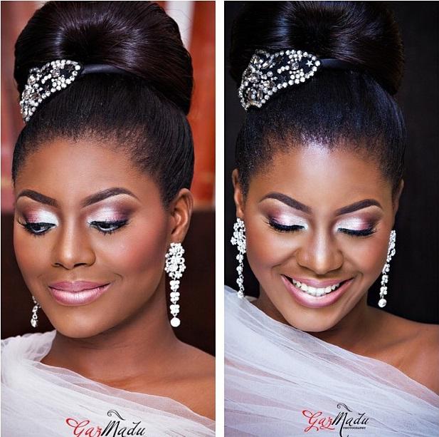 chigon - coiffure mariée femme noire et métisse (8)