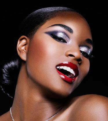 Bien connu 7 styles de maquillage pour peaux noires et métisses TM85