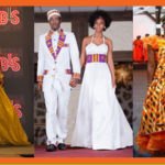 Mariage africain en tenue traditionnelle