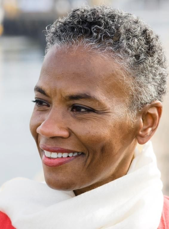 How To Style Gray Hair For Mature Black Women Afroculture Net