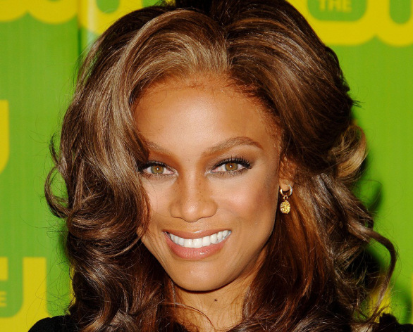Tyra Banks Photo by Fernando Allende/Splash News The CW Launch Party at the WB Main Lot September 18, 2006 - Burbank, California Ref: AFLA 180906 A Splash News and Pictures Los Angeles: 310-821-2666 New York: 212-619-2666 London: 207-107-2666 photodesk@splashnews.com
