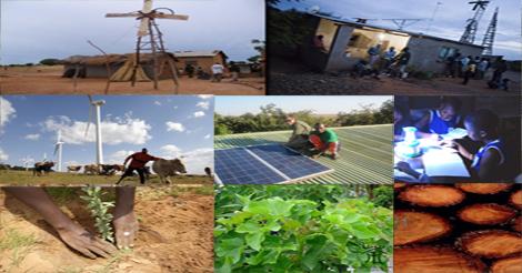 énergie renouvelable afrique