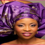 How to tie Nigerian Gele: Bridal style