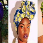 Comment attacher un foulard ? Style « Top knot turban »
